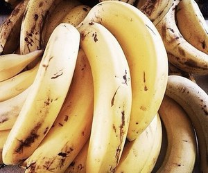 banana and food image