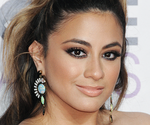 ally brooke, fifth harmony, and people's choice awards image