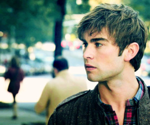 Chace Crawford, gossipgirl, and natearchibald image