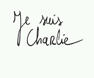 je suis charlie, france, and charlie hebdo image