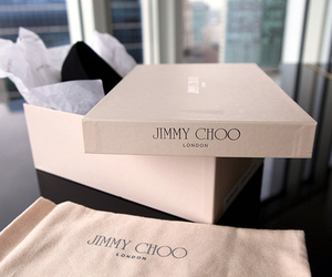 Jimmy Choo, shoes, and luxury image