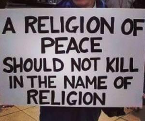 islam and peace image