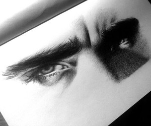 art, eyes, and lee pace image