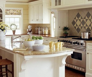 bright, fruit, and kitchen image