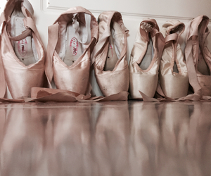 dance, passion, and ballet pink image