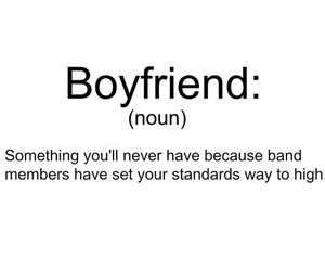 boyfriend, band, and funny image