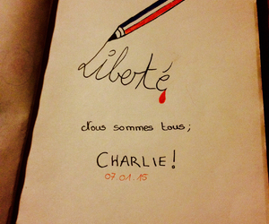 charlie, dessin, and france image