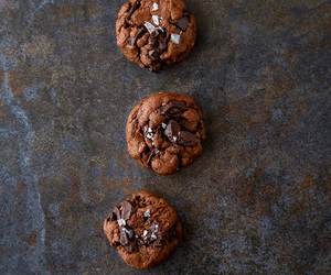 chocolate, chocolate chip, and Cookies image