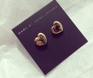marc jacobs, earrings, and jewelry image