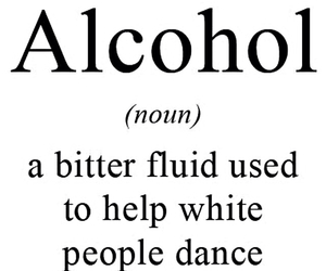 alcohol and dance image