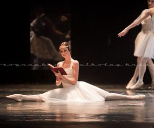 ballet and book image