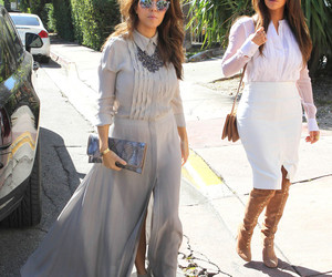 kardashian, fashion, and kim kardashian image