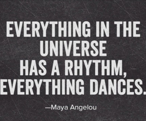 dance, maya angelou, and quote image