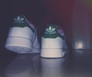 adidas, I love it, and green image