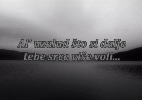 sad, song, and srbija image