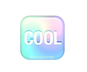 cool, emoji, and overlay image