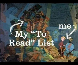books, list, and me image