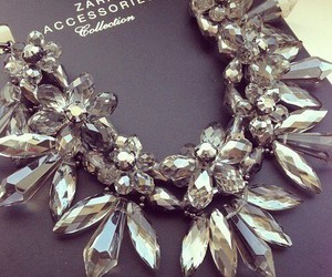 Zara, necklace, and accessories image