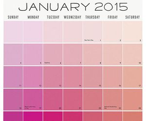 awesome, calendar, and colour image
