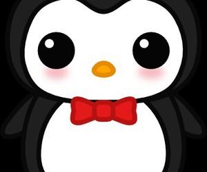 penguin and kawaii image