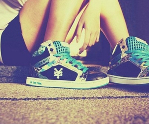 shoes, sneakers, and cool image