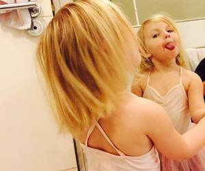 lux, teasdale, and baby lux image