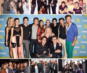 the vampire diares and tvd image