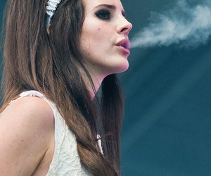 lana del rey, Queen, and smoke image