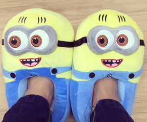 minions and shoes image