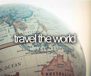 boat, travel the world, and earth image