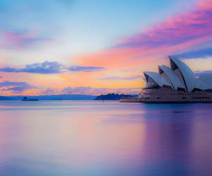 Sydney, colorful, and ocean image