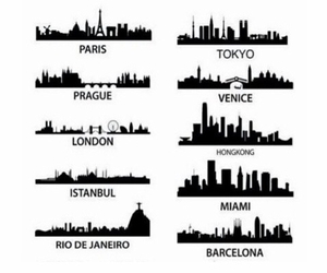 Barcelona, cities, and hat image