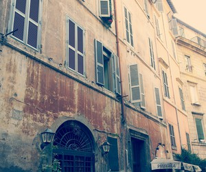 italy, pizza, and street image