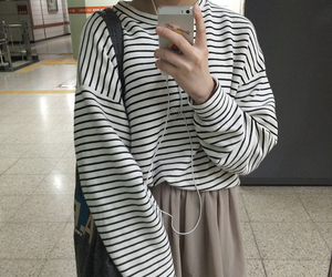 fashion, iphone, and korean image