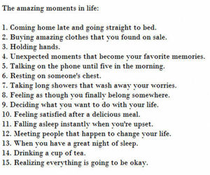 life, quote, and moment image