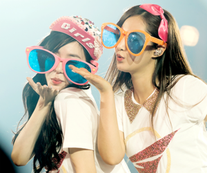 tiffany, yuri, and snsd image