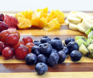 FRUiTS, healthy, and fitspo image