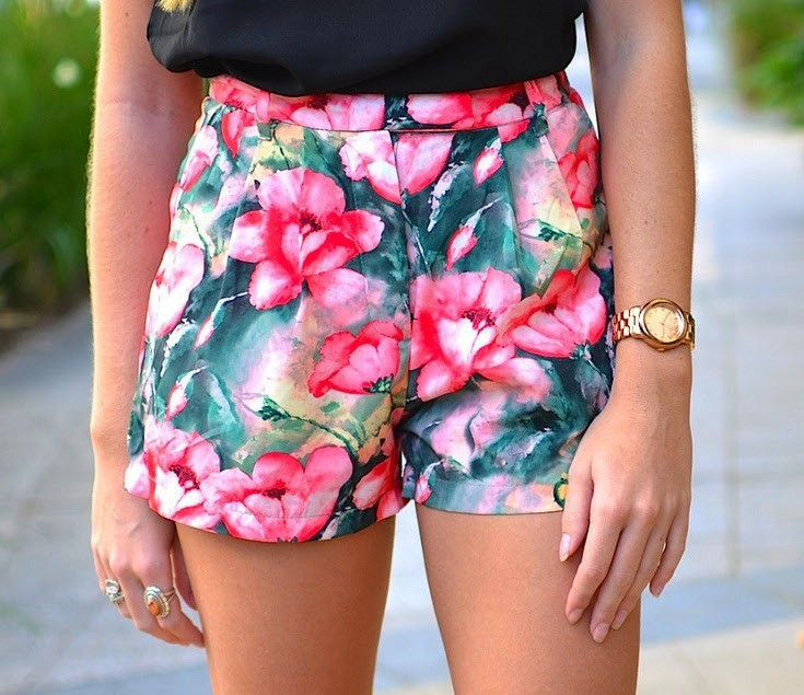 clothes, shorts, and fashion image
