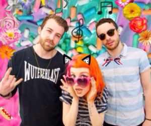 bands, grunge, and hayley williams image
