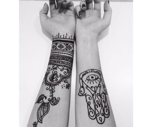 tattoo and henna image