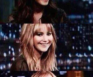 Jennifer Lawrence, smile, and jennifer lawrence smile image