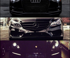 audi, benz, and rich image