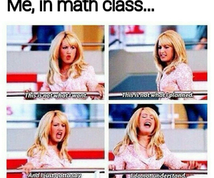math, high school musical, and funny image