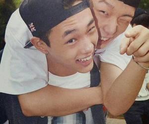 bobby, Ikon, and jinhyeong image