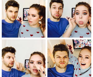 tanya burr, jim chapman, and couple image