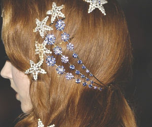 fashion, Lily Cole, and stars image