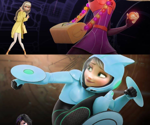 frozen, gogo, and cool image