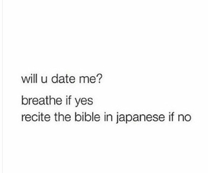 haha, right now, and date me image