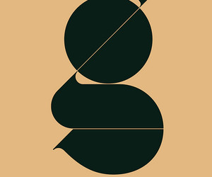 typography, art, and g image