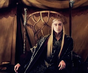 lee pace, sassy, and the hobbit image